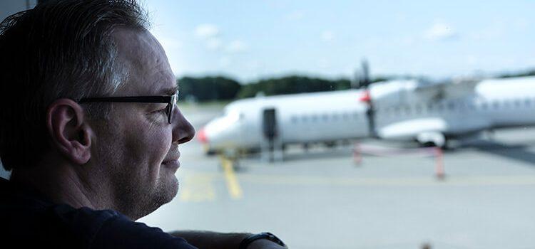 Geniale forbindelser i luften over Danmark