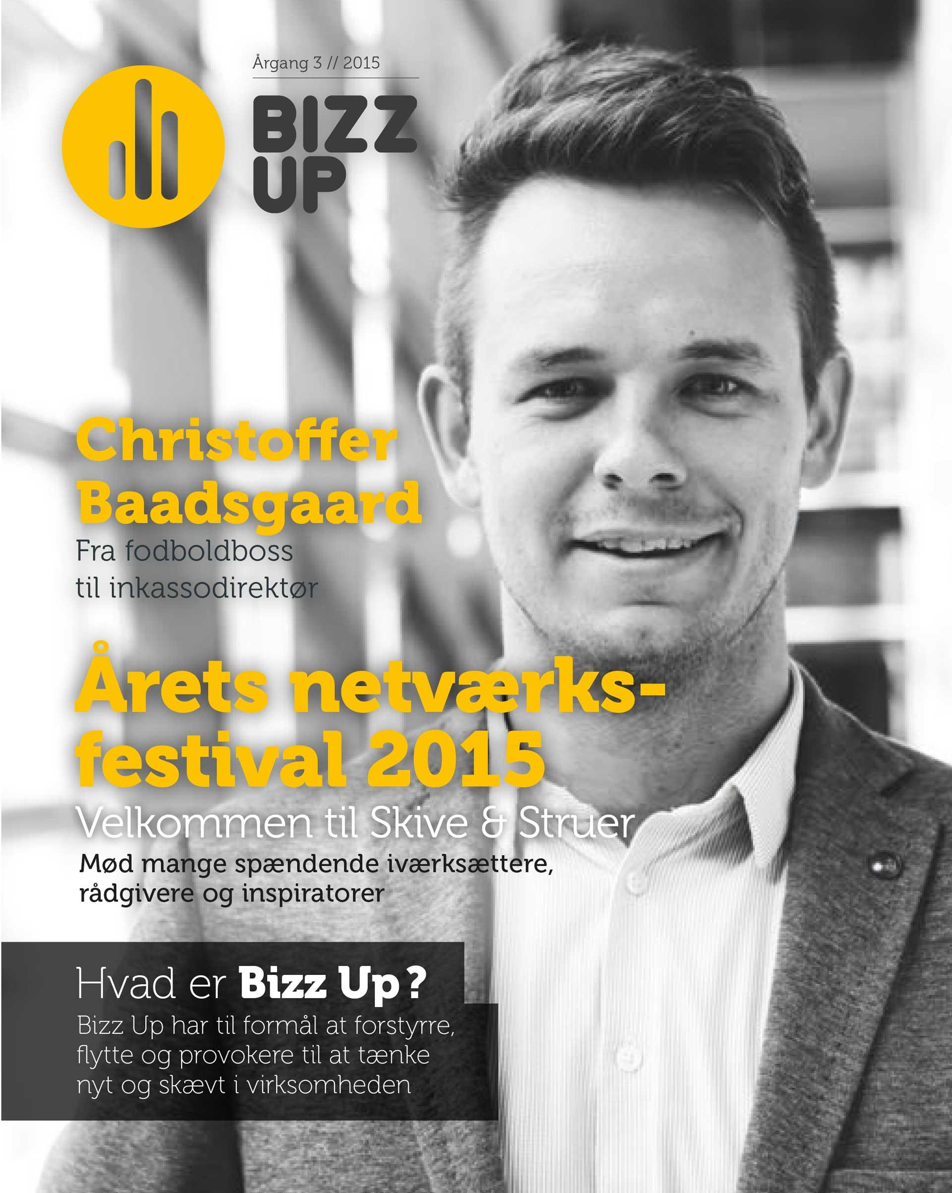 Bizz Up Magasin, Bizz Up Online, Læs Bizz Up, nr. 3