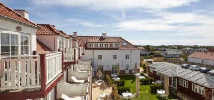 Tag på luksusophold på strandhotellet Blokhus
