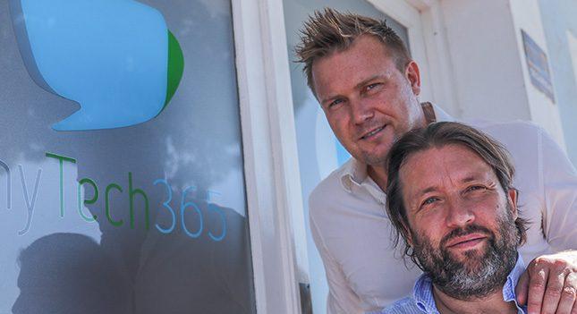 Morten Wagner, Datingkonge, Datingkongen, Bizz Up, AnyTech365