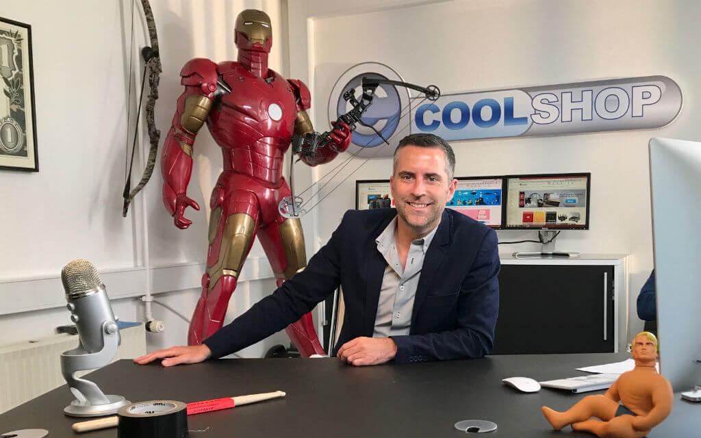 Jacob Risgaard, Coolshop, Bizz Up Efterår 2018, Bizz Up, One Decision