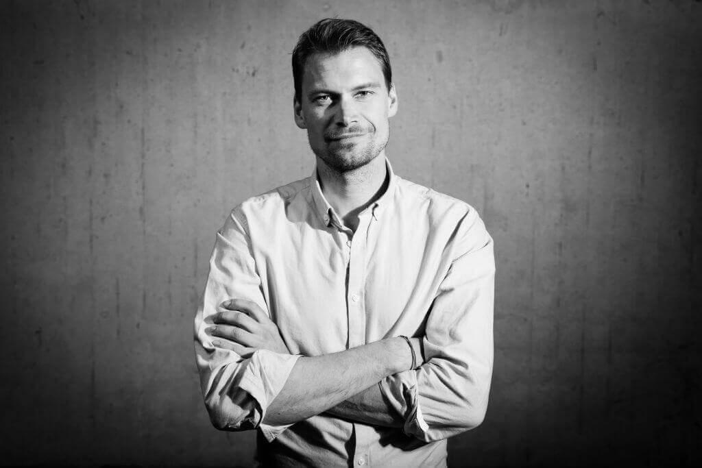 Peter Michael Oxholm Zigler, Autobutler, One Decision, Bizz Up Efterår 2018, Bizz Up