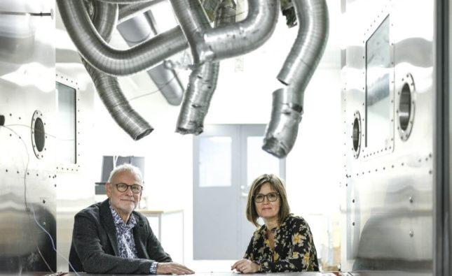 Sound Hub Denmark, Bizz Up Efterår 2018,