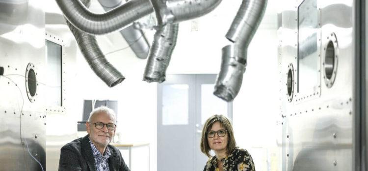 Sound Hub Denmark bliver Struers nye lydspor til resten af verden