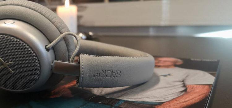 Bizz Up tester TOUCHit høretelefoner fra SACKit