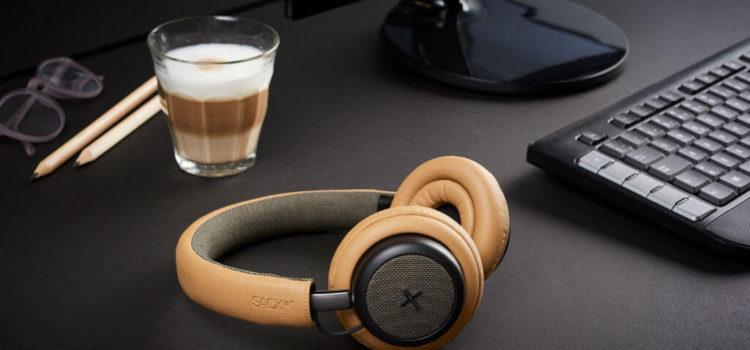 SACKit udfordrer det eksisterende design af headphones