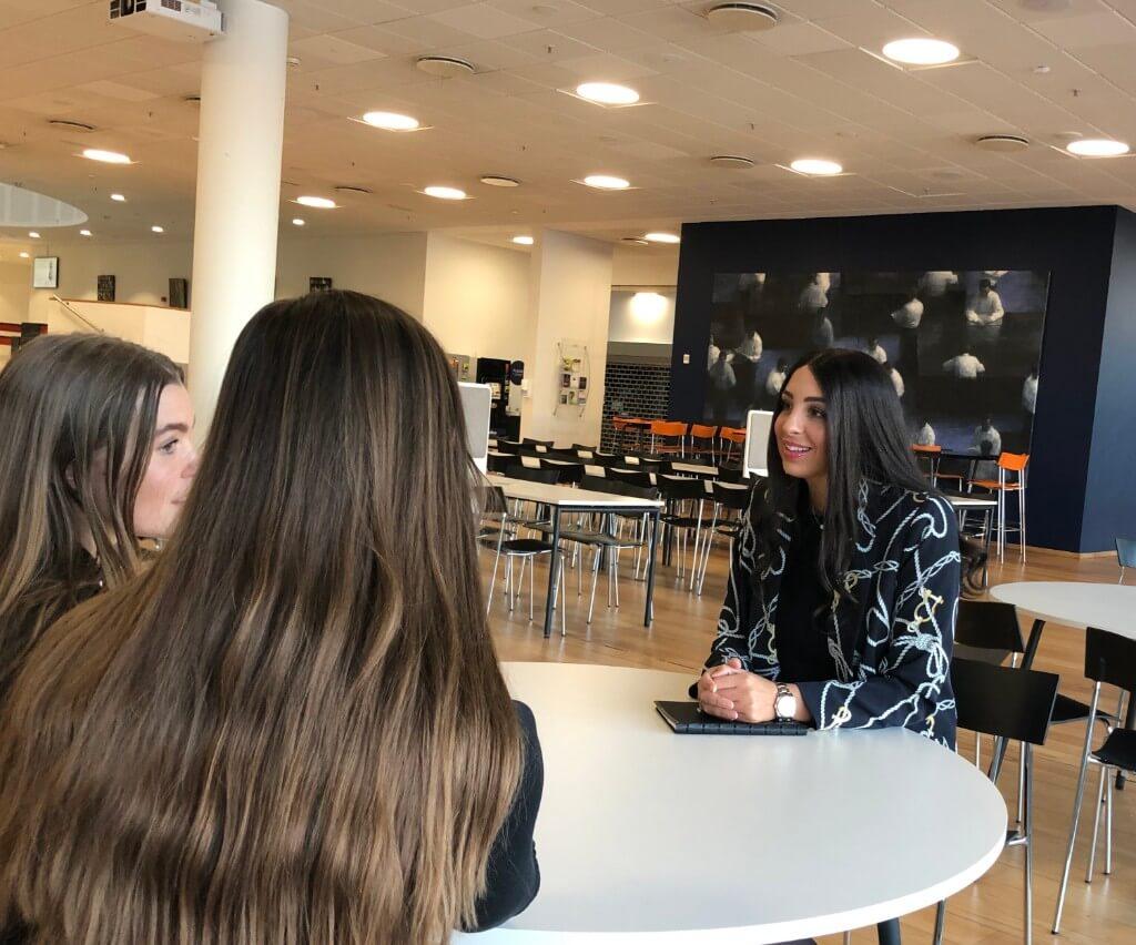 LegalUp, Jura på abonnement, Jura, Bizz Up Forår 2019