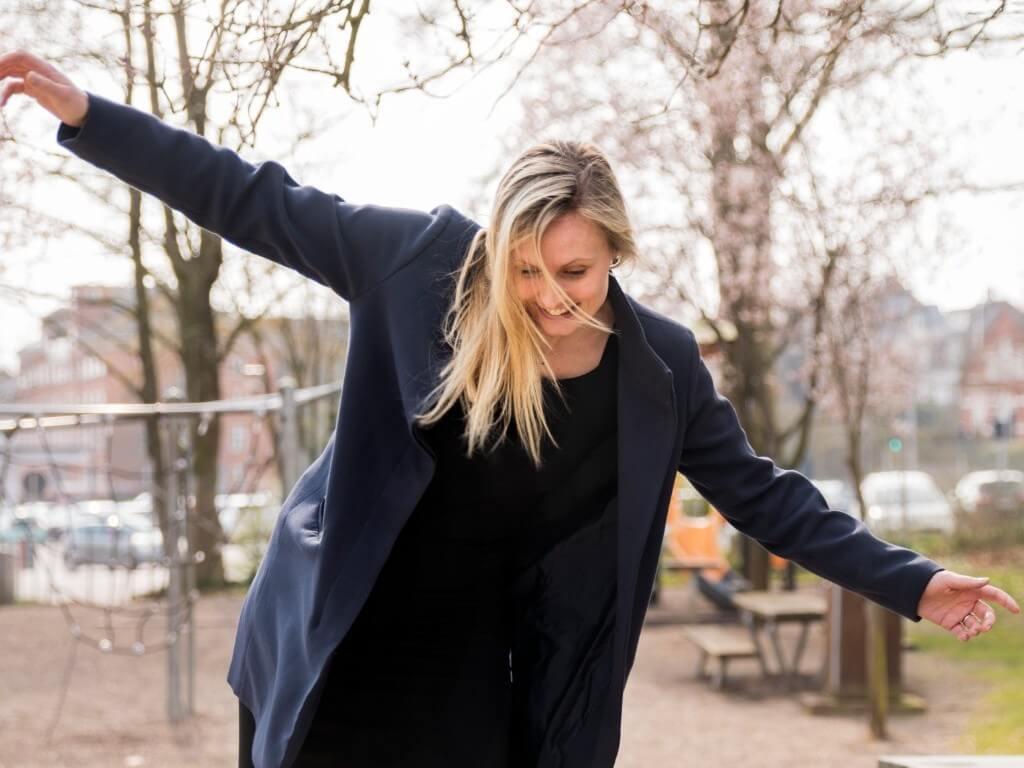 Lise Korsgaard, Bizz Up, Bizz Up Magasinet