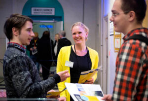 Iværk&Vækst, Eva Vedel, Bizz Up