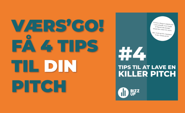 Killer Pitch, tips, Bizz Up