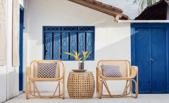 Terrasse, effektivitet, Bizzup