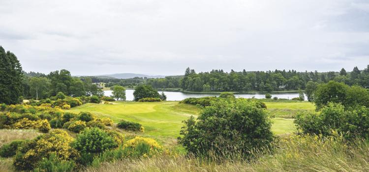 Golf i Aberdeen