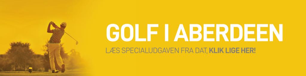 DAT, Golf i Aberdeen, Golfrejser, Hurtigruten, Bizz Up