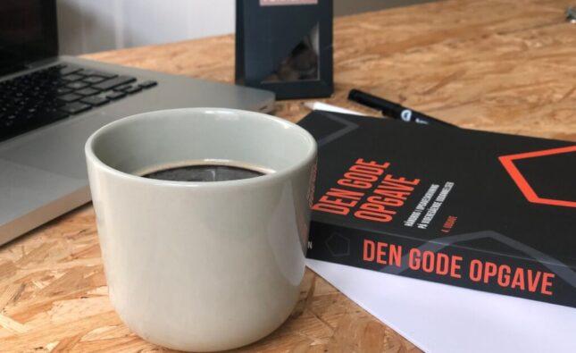 Erhvervsabonnement, kaffe, NORU, Bizzupdk