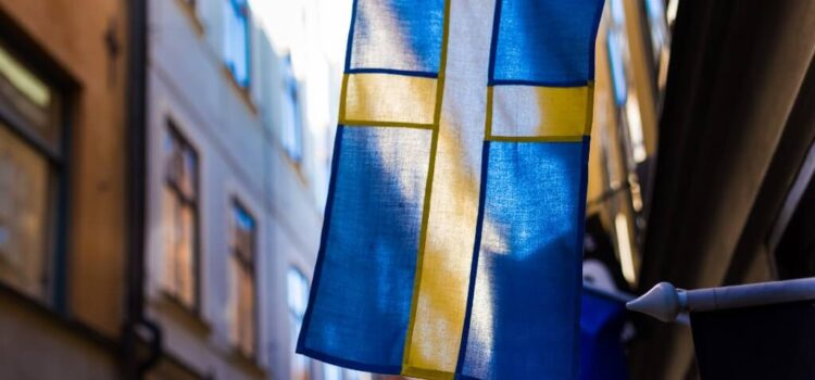 Hejsan – välkommen til Sverige!