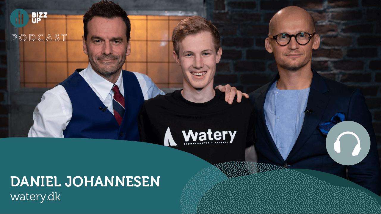 Podcast, Bizz Up Podcast, Daniel Johannesen