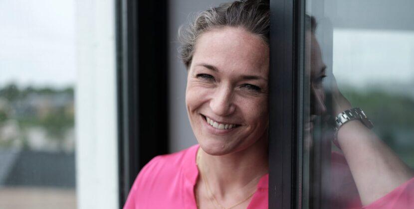 Mia Wagner: Det er en disciplin at kunne slippe disciplinen