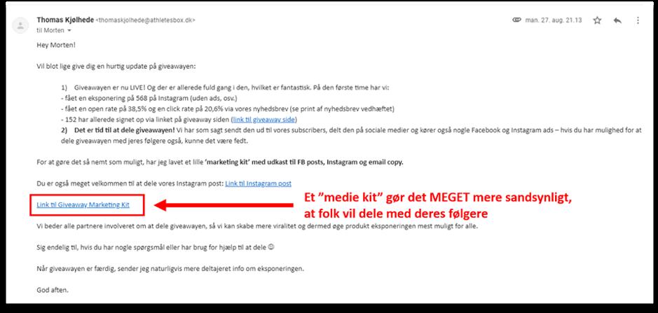 mailliste, mailingliste, emailliste, thomas kjølhede, Bizzupdk, Moxii.dk