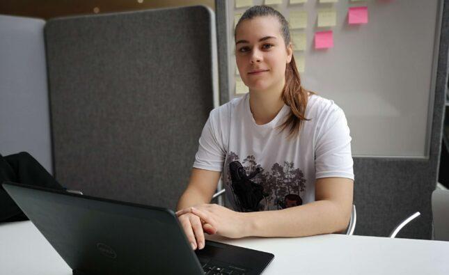 Datamatiker, Bizz Up, Erhvervsakademi Dania i Skive