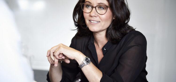 """Susie Lynge: """"Vi bør opkvalificere netværkskompetencer"""""""