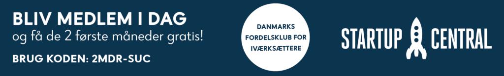 Startup Central, Startupcentral, Bizzup.dk, Bizzupdk, forretningsplan
