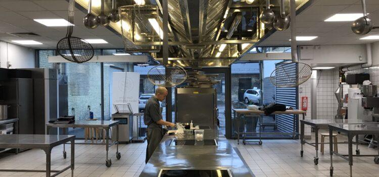 Staldkøkkenet: Nyt madlaboratorium vil styrke iværksætteri og udvikling