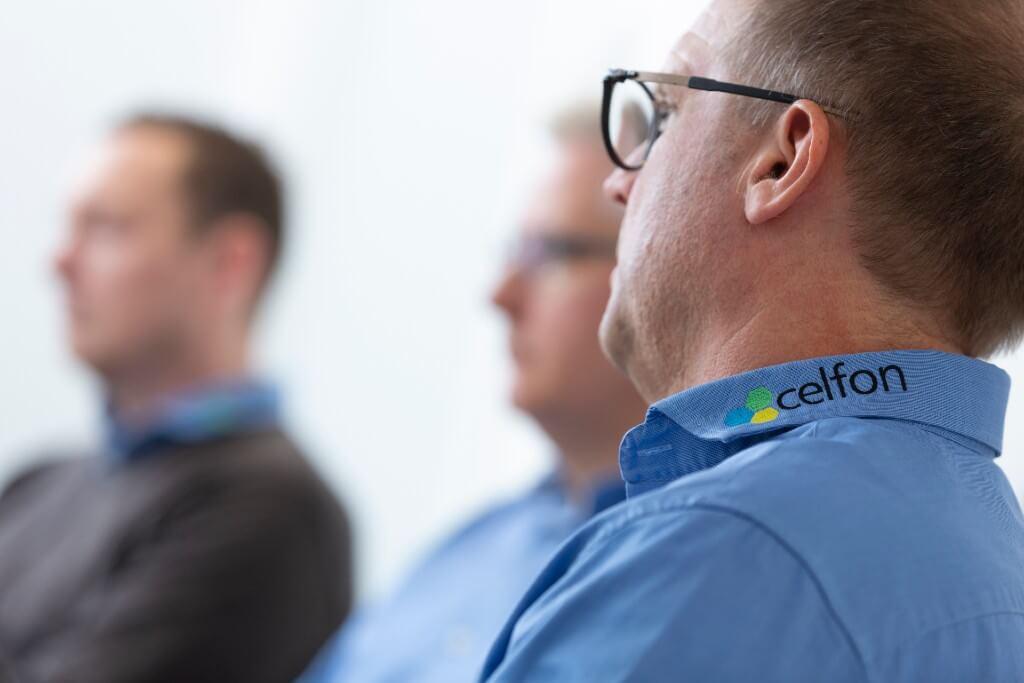 Celfon, Bizz Up Magasinet forår 2020, Bizzup.dk, celfon.dk