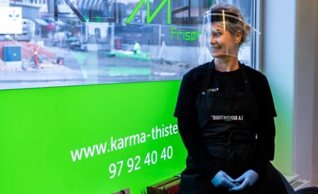Dansk Arbejdsmiljø, Karma Frisør, Bizz Up