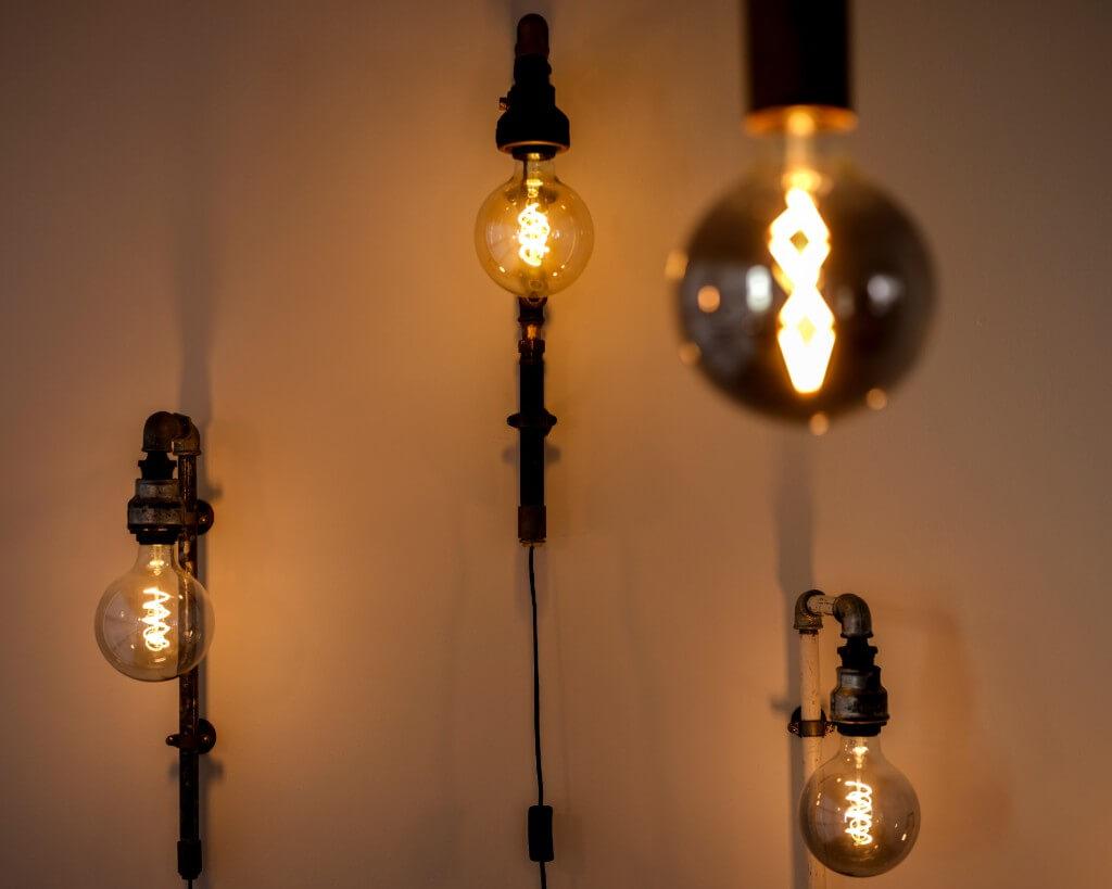 Wallpipe, bæredytige lamper, Bizz Up Forår 2020