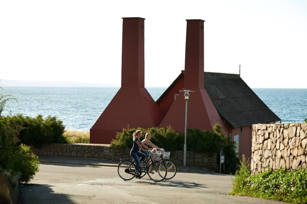 Bornholm, DAT, Cykelferie, Bizzup.dk, Bizz Up Forår 2020