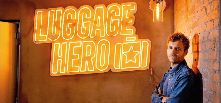 LuggageHero med Jannik ved roret forsætter rejsen med succesfuld kapitalrejsning til trods for corona
