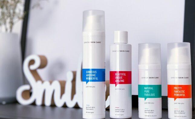 Danish Skin Care, Bizz Up, erhvervshistorier, iværksætter