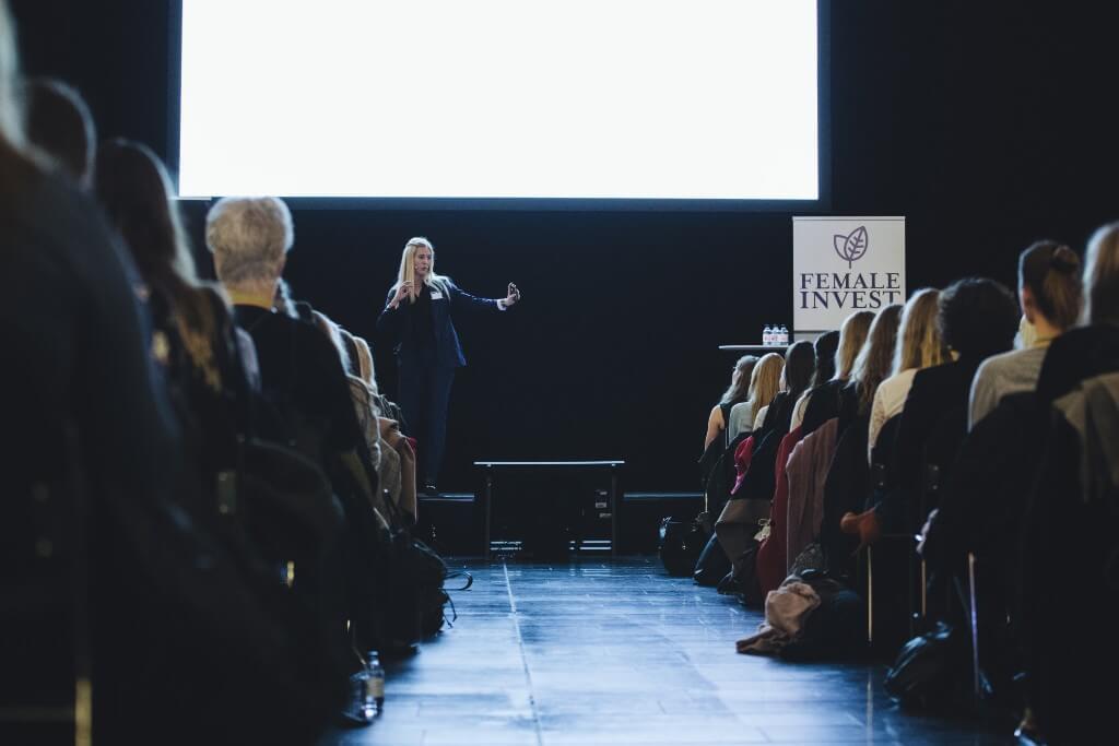 Female Invest, Investeringer, Kapital, Bizz Up Efterår 2020