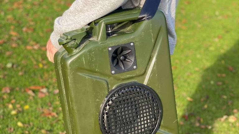 Creative sound, bæredygtighed, Bizz Up