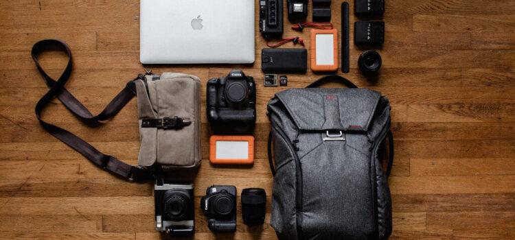 Tech og Gadgets: Musthaves når du er på farten