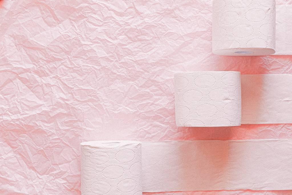 erhvervslir, menstruation, toiletpapir, bizz up