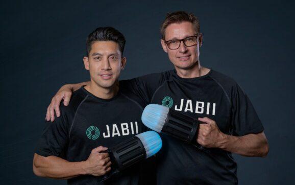JABII, gaming, fitness, løvens hule, Bizz Up