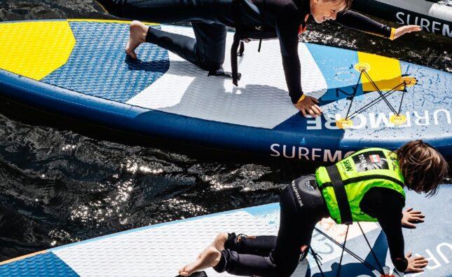 Surfmore, surfing, iværksætteri, Bizz Up