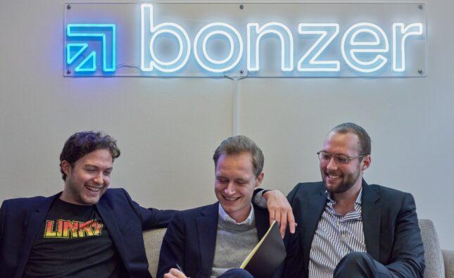 Bonzer, vækst, udvikling, BIzz Up