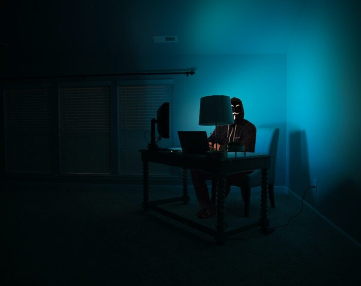 Hacker, hackerangreb, Den Skaeve Vinkel, Bizz Up