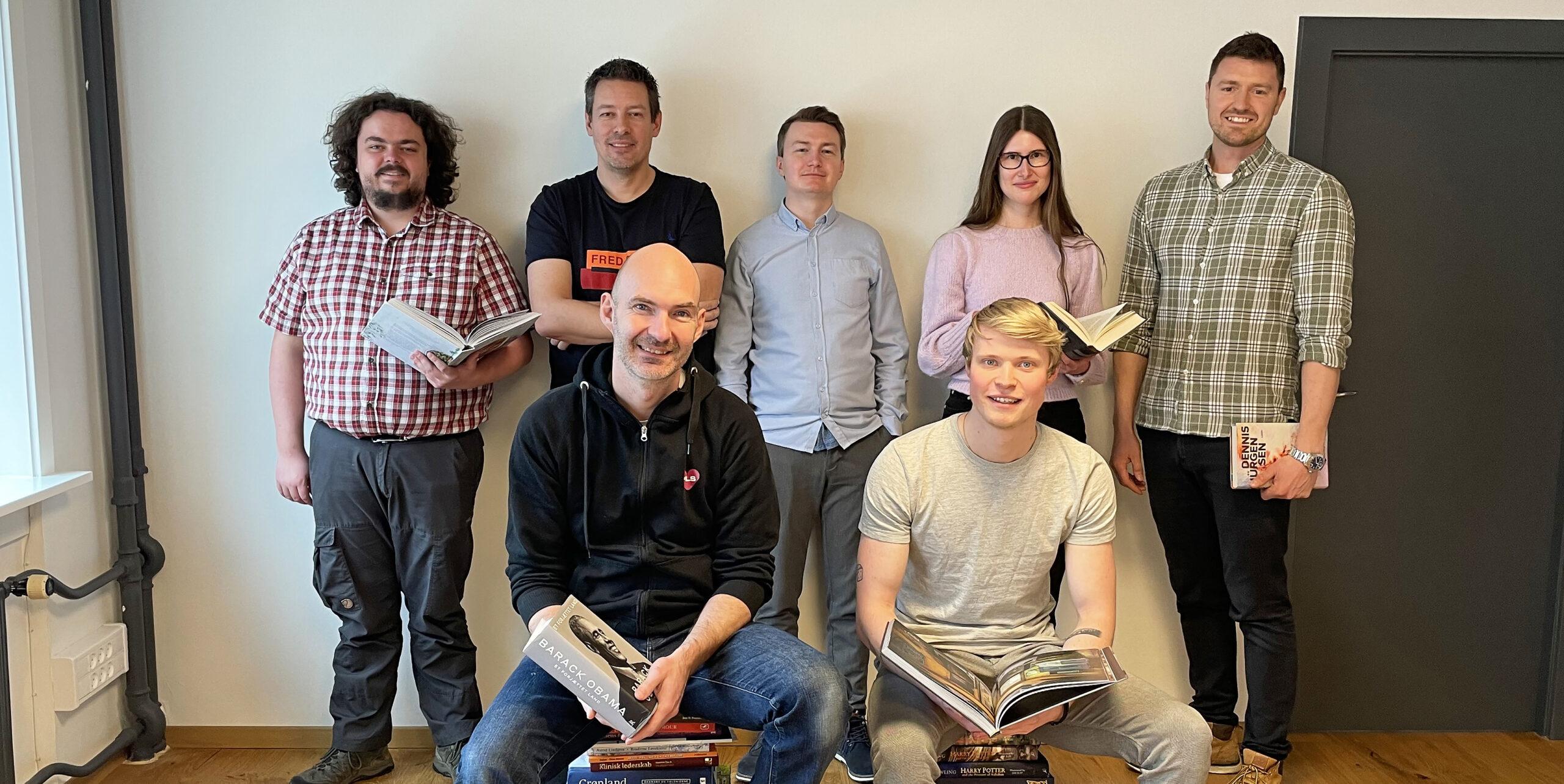 Tales.dk, online boghandel, DanBan, Bizz Up