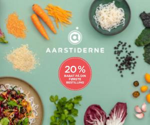 Årstiderne, Aarstiderne, Abonnement, Bizz Up Forår 2021, Bizz Up