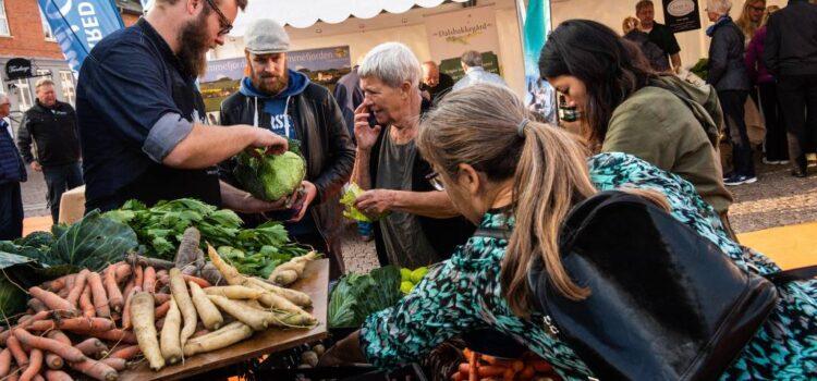 Danmarks største mad-festival afholdes i Midt- og Vestjylland til maj