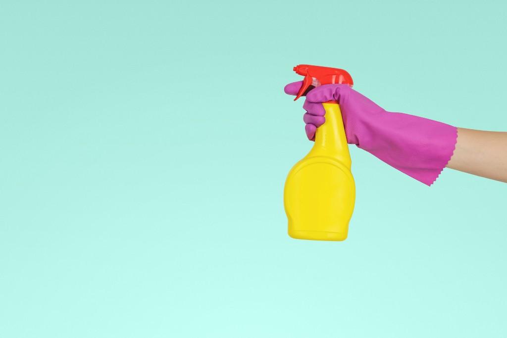 Bæredygtig, rengøring, Bizz Up