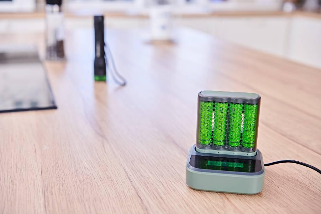 gp batteries, batterier, bæredygtighed, Bizz Up