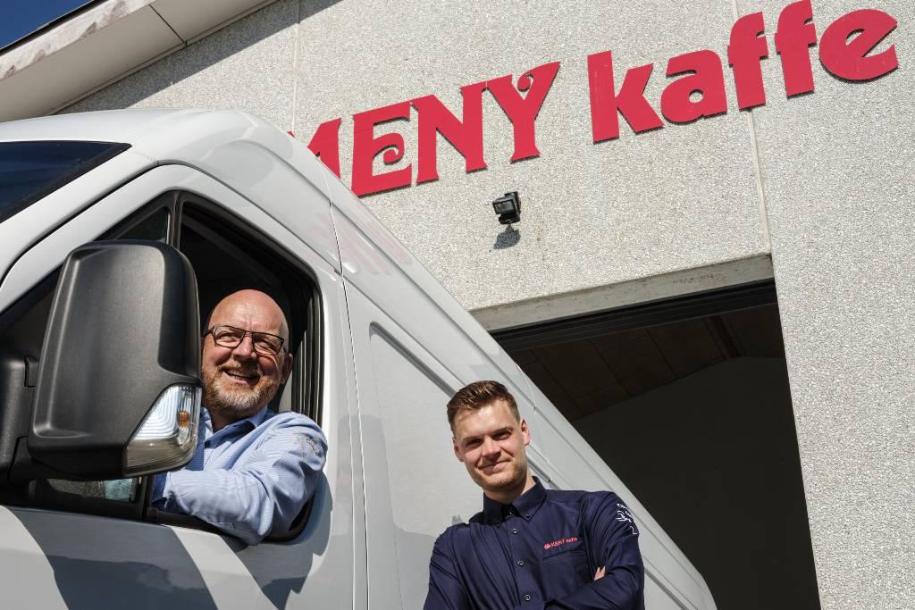 Meny Kaffe, Bizz Up Forår 2021
