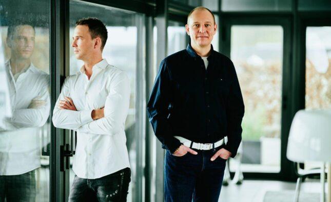 Bjergegaard & Co, Anders og Martin Bjergegaard, Bizz Up