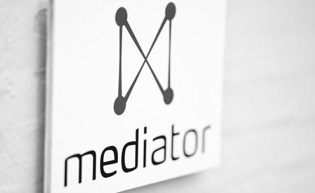 mediator, bizz up