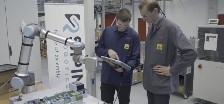 Spin Robotics fejrer to-årsdag med værdiansættelse på 30 mio